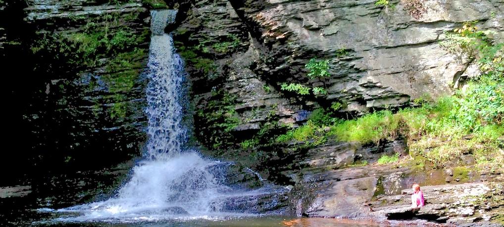 Deer Leap Falls-S